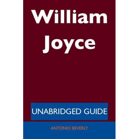 William Joyce - Unabridged Guide - - William Joyce Halloween