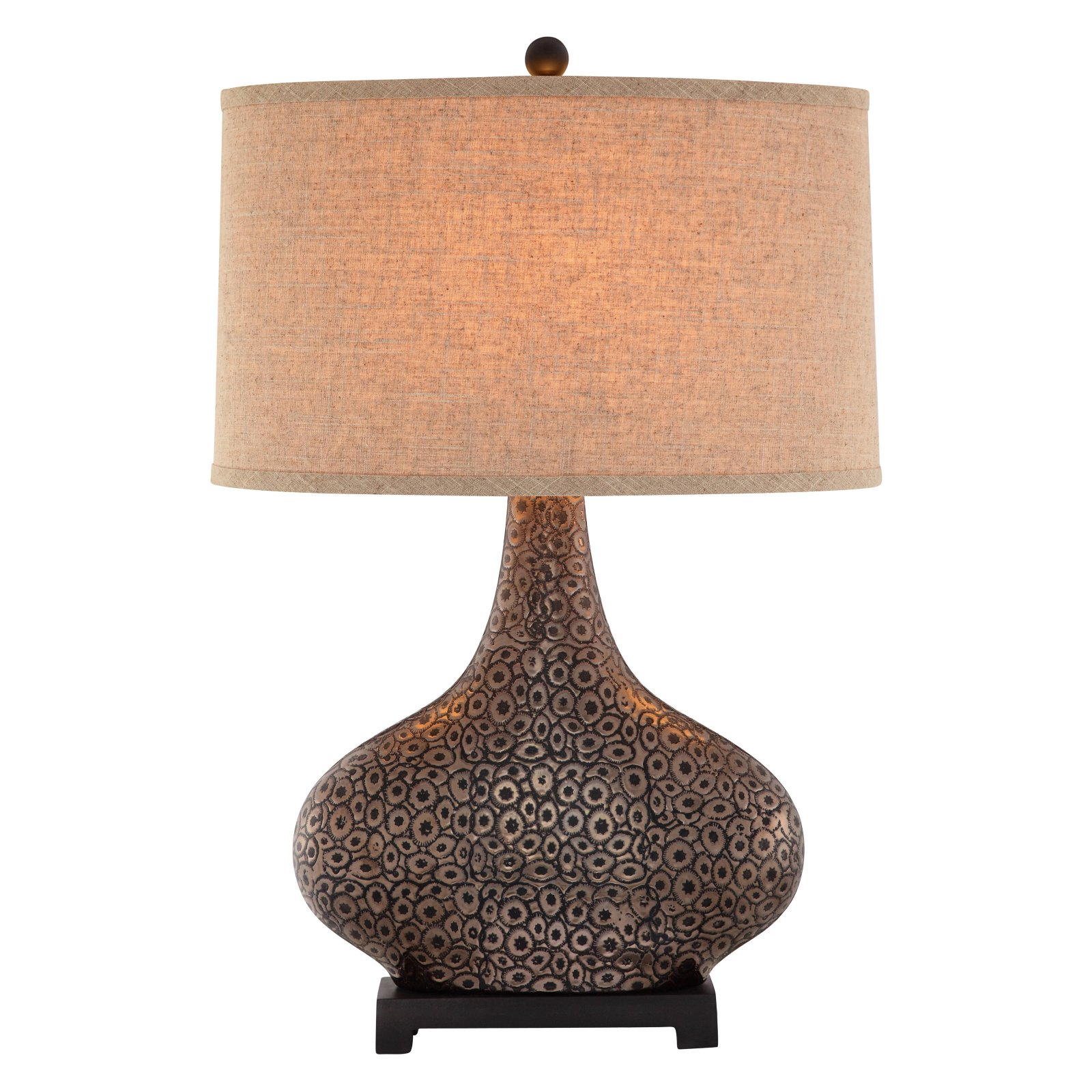 Cresswell Lighting 19089 001 3 Way Switch Table Lamp Walmart Com