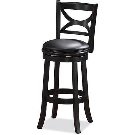 Florence Swivel Bar Stool 29 Quot Multiple Colors Walmart Com