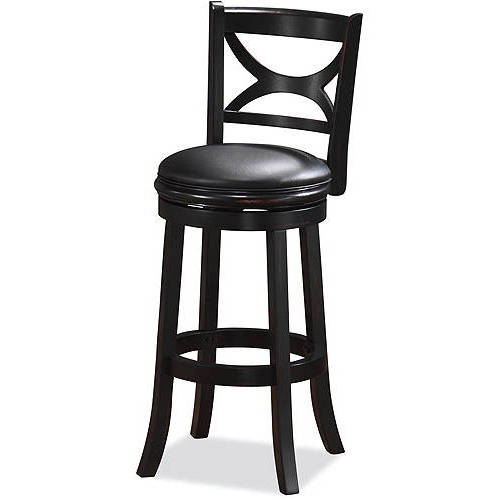 "Florence Swivel Bar Stool 29"", Multiple Colors"