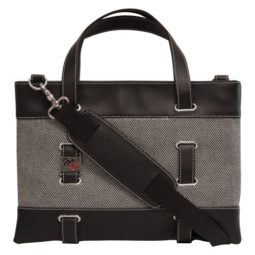 Mobile Edge - Classic Herringbone Ultrabook Tote