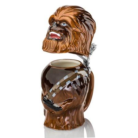 Star Wars Ceramic 22oz Stein: Chewbacca
