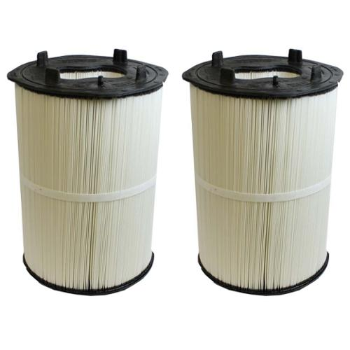 2) Sta-Rite 27002-0150S System 2 PLM150 Cartridge Filter Replacements 150 Sq Ft