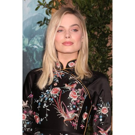 Margot Robbie At Arrivals For The Legend Of Tarzan Premiere The Dolby Theatre At Hollywood And Highland Center Los Angeles Ca June 27 2016 Photo By Priscilla Granteverett Collection Photo Print