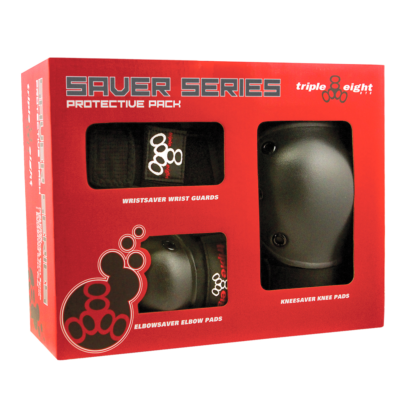 """Saver Series Protective 3-Pack JR"""