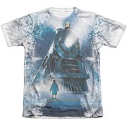 The Polar Express Journey (Front Back Print) Mens Sublimation Shirt