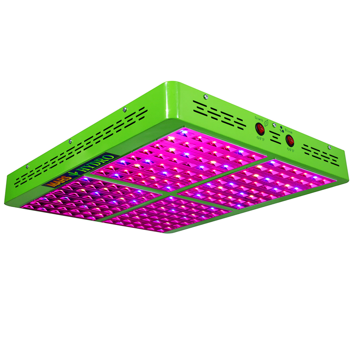 LED Grow Light Kits Mars Hydro Reflector 192 Best for Veg Flower Seedling Germination Indoor Hydroponic Full Spectrum Lamp Panel Most Efficient Garden Greenhouse Plant Growth