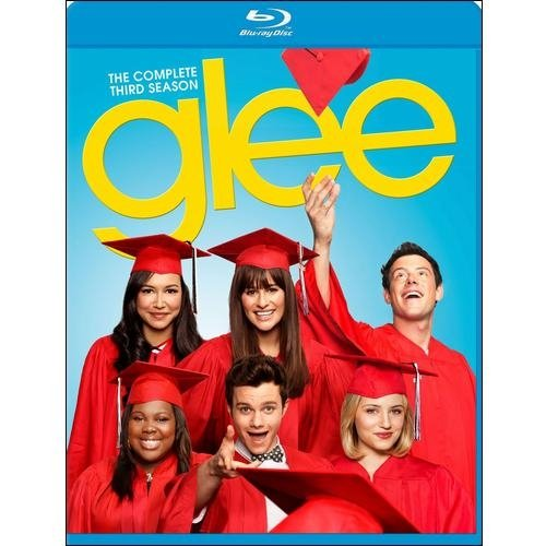 Glee: The Complete Third Season (Blu-ray) (Widescreen)