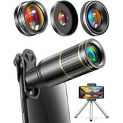 Best Iphone Lens - CoPedvic Phone Camera Lens, Phone Lens for iPhone Review