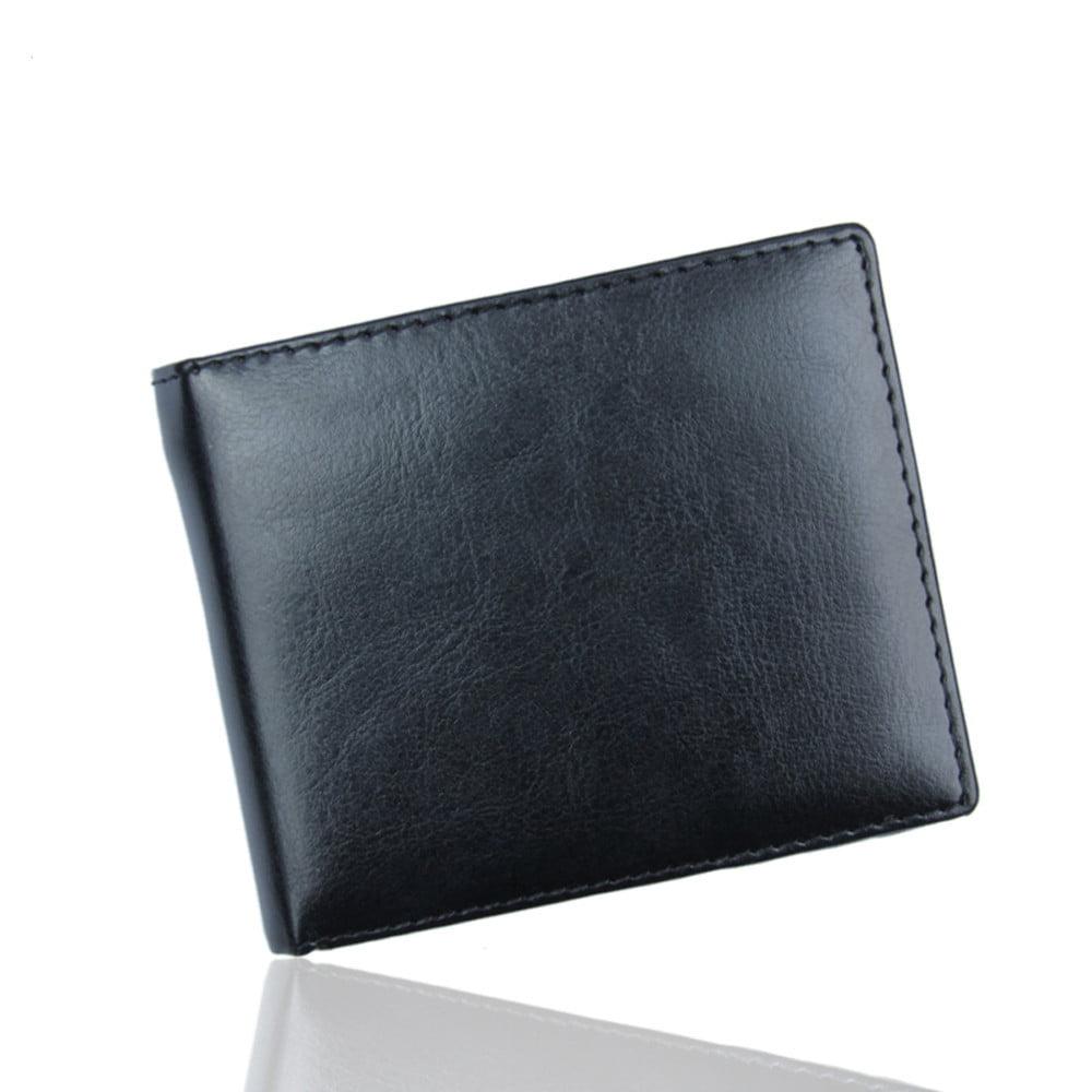 Scissors Design Black PU and Metal Business or Credit Card Holder Gift