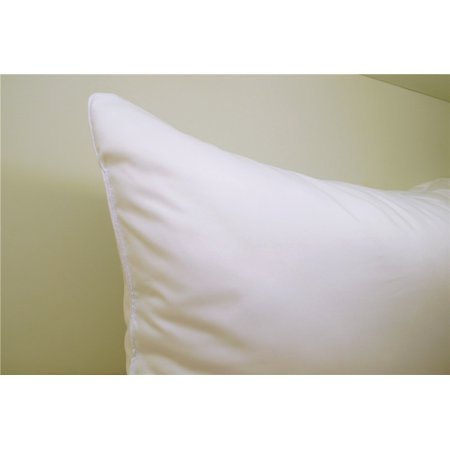 iuhan pure white pillows super bounce back pillows neck. Black Bedroom Furniture Sets. Home Design Ideas