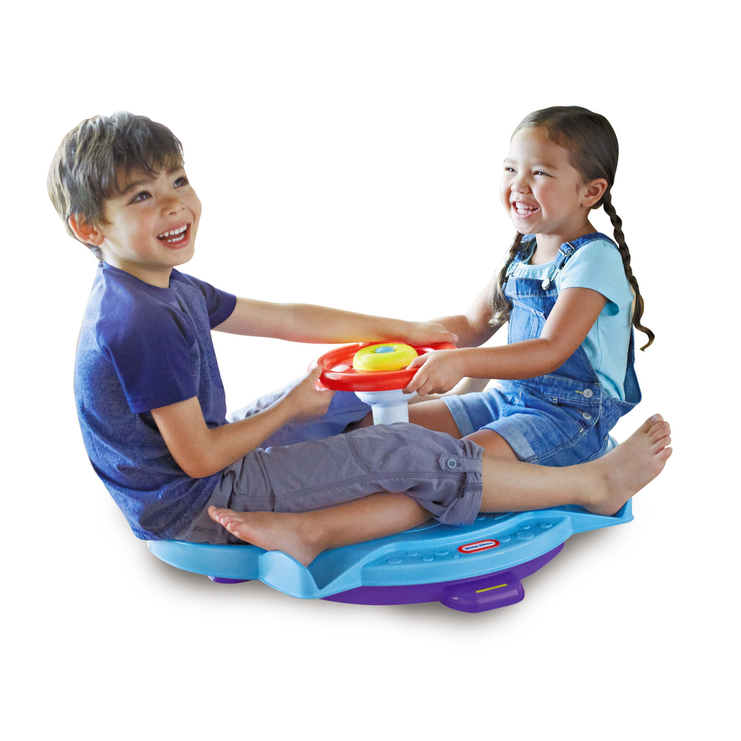 Little Tikes Fun Zone Dual Twister, Indoor/Outdoor