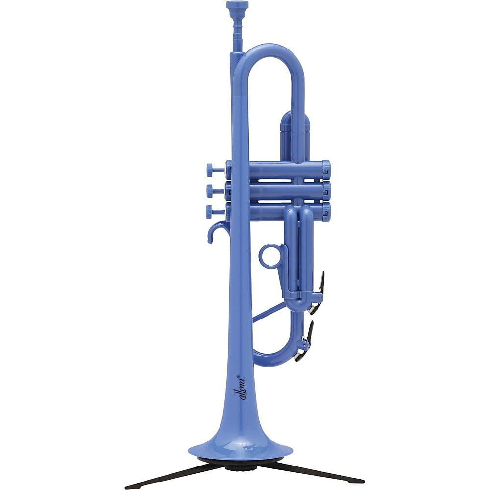 Allora ATR-1301 Aere Series Plastic Bb Trumpet Blue by Allora