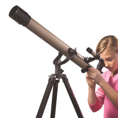 Educational Insights GeoSafari Omega Refractor Telescope by LEARNING RESOURCES