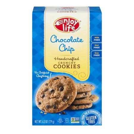 Enjoy Life Chocolate Chip Upc