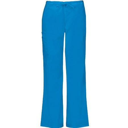 6bd0569490d Simply Basic - Women's Fashion Essentials Drawstring Cargo Scrub Pant -  Walmart.com