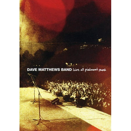 Dave Matthews Band: Live At Piedmont Park (DVD)