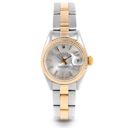 Pre-Owned Rolex Datejust 6917 Steel 26mm Women Watch (Certified Authentic & Warranty)