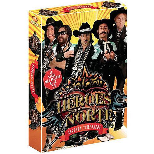 Los Heroes Del Norte: Segunda Temporada (Spanish) (Full Frame)