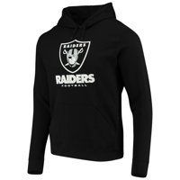 91c3e435d08e Product Image Men s Majestic Black Oakland Raiders Our Team Pullover Hoodie