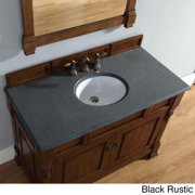 James Martin Furniture 48-inch Brookfield Country Oak Single Cabinet Vanity