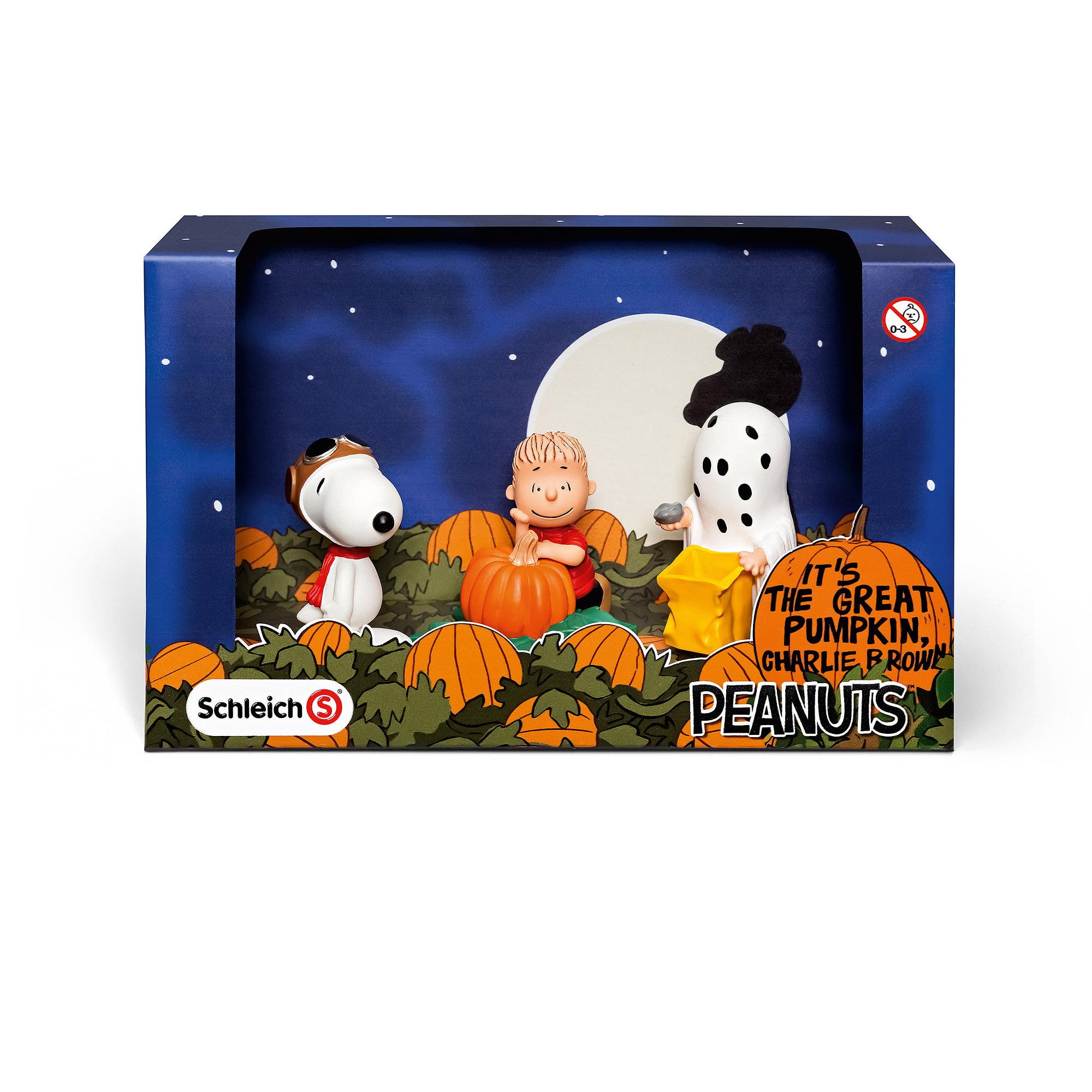 charlie brown peanuts halloween set walmartcom