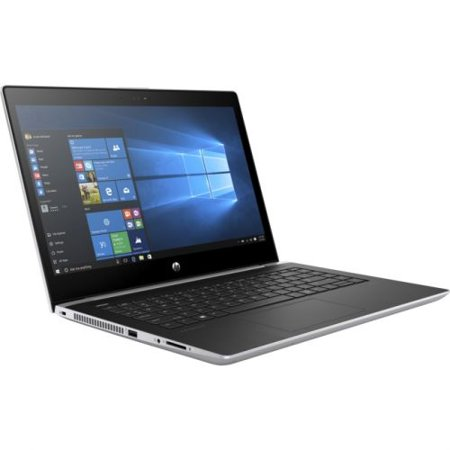 "HP ProBook 440 G5 14"" LCD Notebook - Intel Core i5 (8th Gen) i5-8250U Quad-core (4 Core) 1.60 GHz - 8GB DDR4 SDRAM - 256GB SSD - Windows 10 Pro 64-bit - 1920 x 1080 - image 1 of 1"
