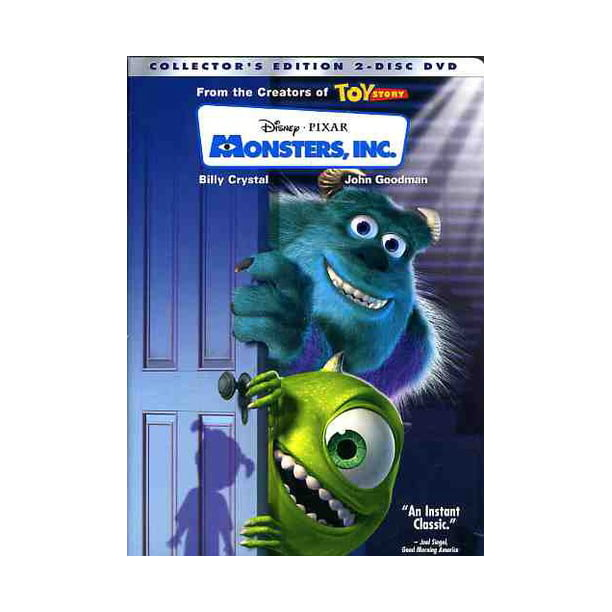 Monsters Inc Dvd Walmart Com Walmart Com