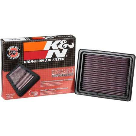 High Performance Electronic Air Cleaner - K&N 33-2143 High Performance Replacement Air Filter