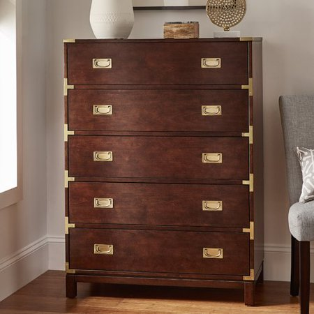 Willa Arlo Interiors Eivind 5 Drawer Accent Chest