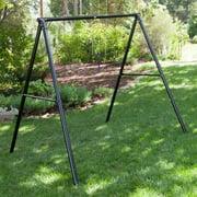 Flexible Flyer Lawn Swing Frame, White
