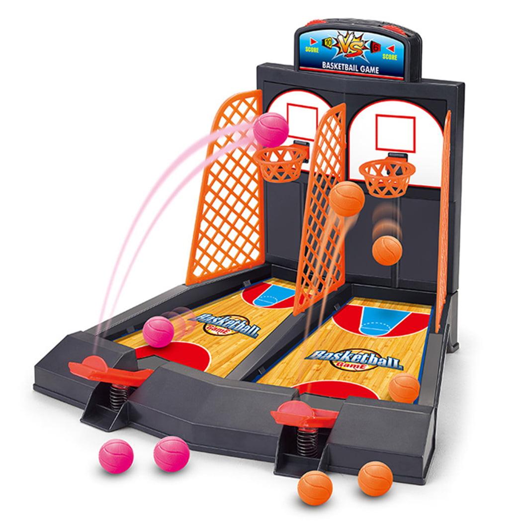Basketball Shooting Game, Outgeek Mini Educational Creative Plastic Desktop Toy... by Outgeek