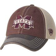 Mississippi State Bulldogs Top of the World Offroad Trucker Adjustable Hat - Maroon - OSFA