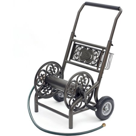 Decorative Hose Reels (Decorative Hose Reel Cart, 2 Wheel)