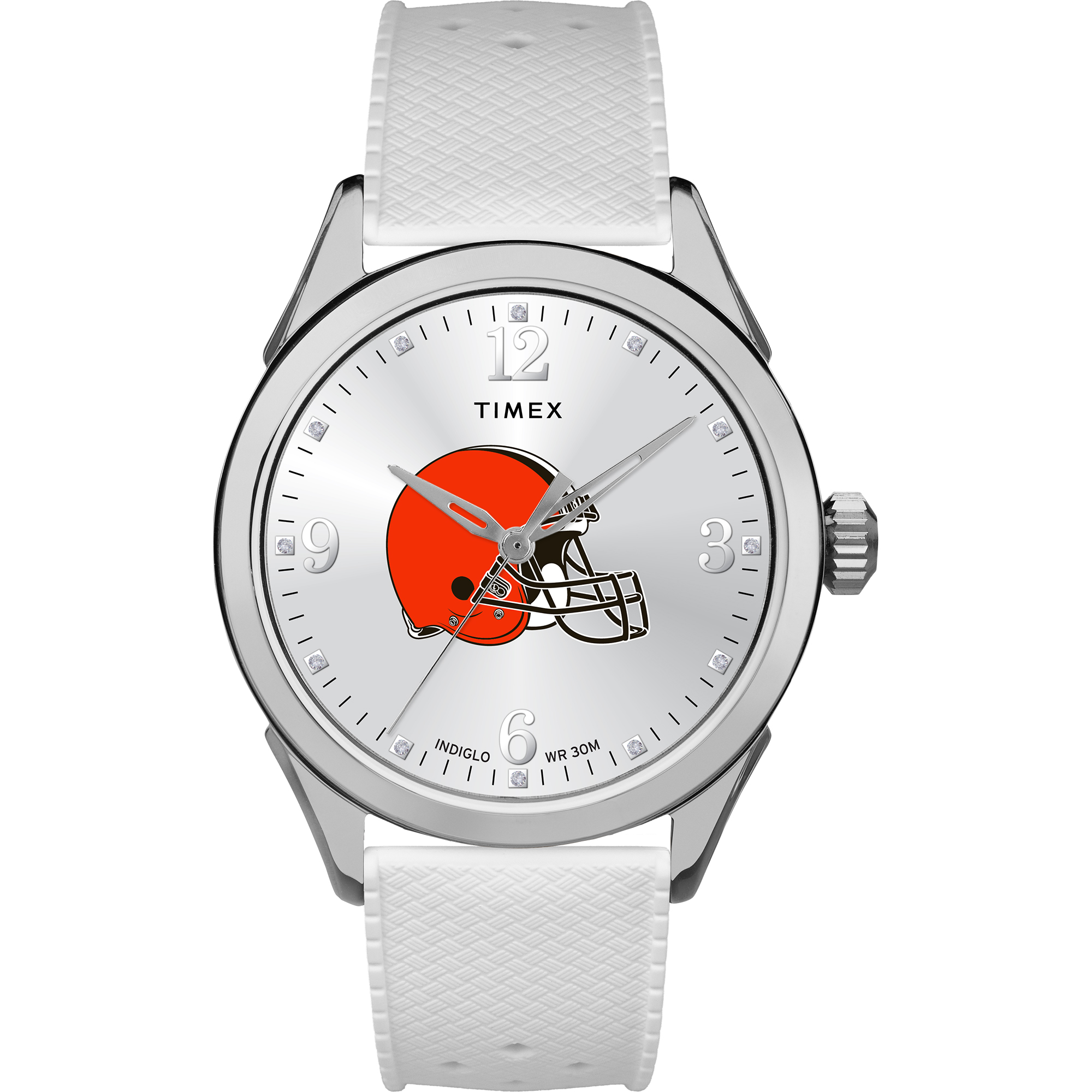 Timex - NFL Tribute Collection Athena Women's Watch, Cleveland Browns