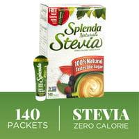 Splenda Naturals Stevia Sweetener, 140ct Box, Packets
