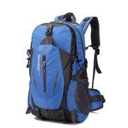 40L Waterproof Hiking Camping Backpack Mountaineering Shoulder Bag Rucksack