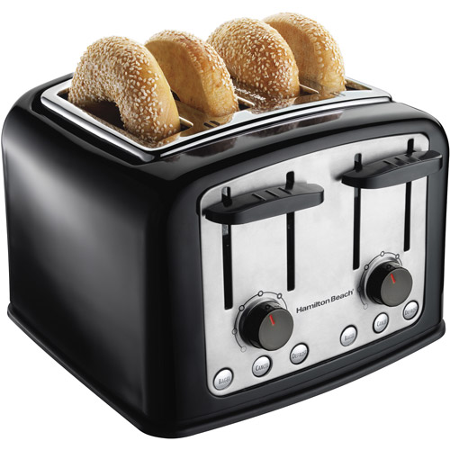 Hamilton Beach SmartToast 4 Slice Toaster | Model# 24444