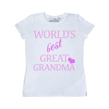 Best Great Grandma Women's T-Shirt](Best Custumes)