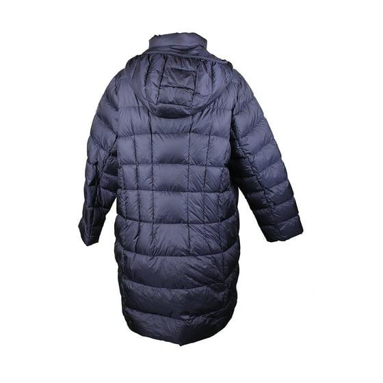 87714cb8e86 Michael Kors - Michael Kors Plus Size Navy Packable Down Puffer Coat ...