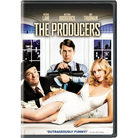 The Producers (DVD) - Halloween 6 Producer's Cut Dvd