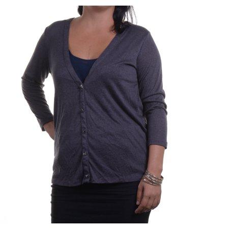 August Silk Open Back Misses Womens Knit Cardigan Sweater Size - Silk Knit Cardigan