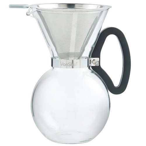 VonShef 4 Cup Pour Over Coffee Maker