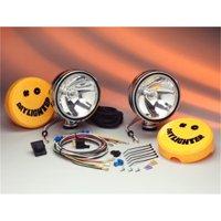 KC HiLites 237 Daylighter Long Range Light w/Shock Mount Housing