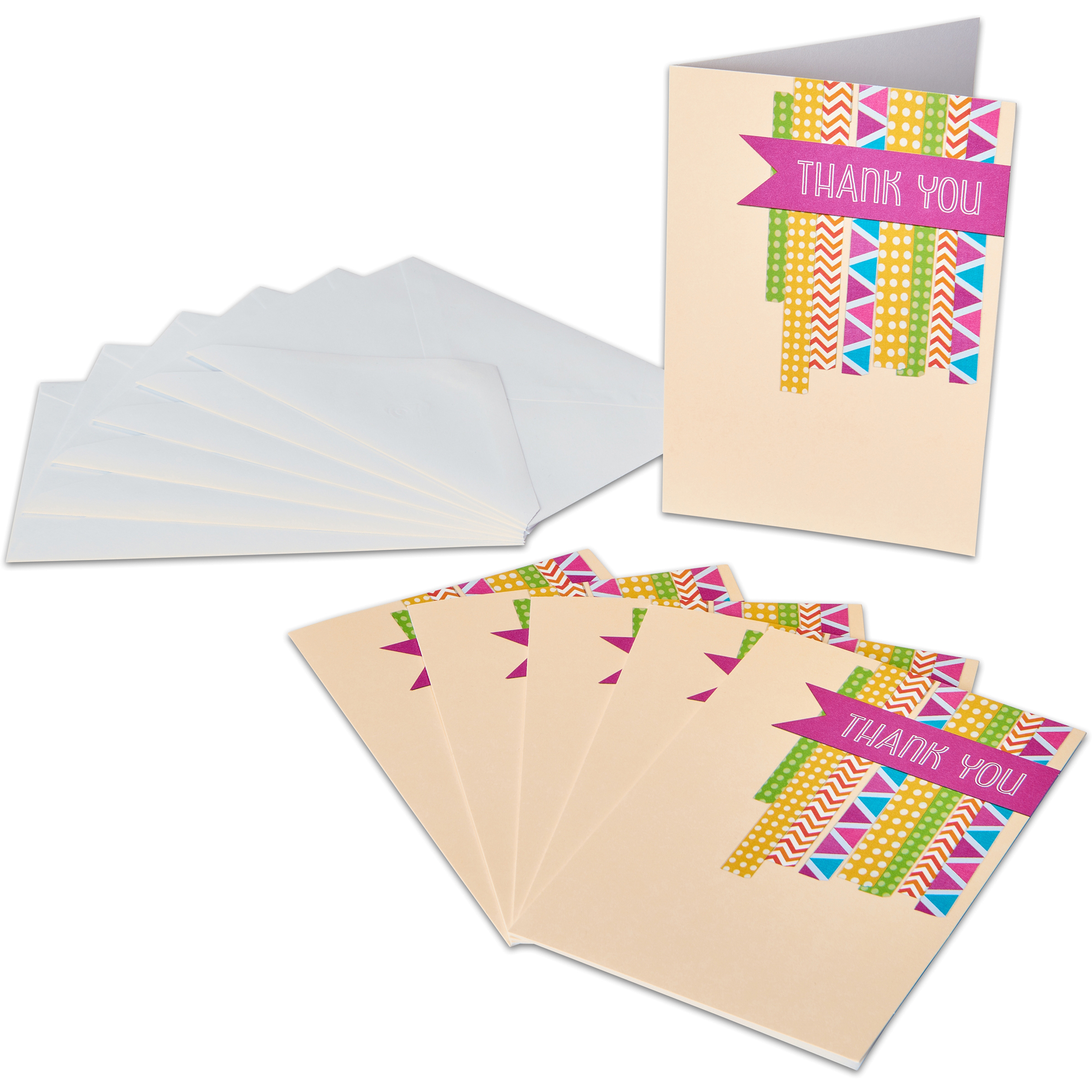 American Greetings Meant So Much Thank You Card Pack, 6ct
