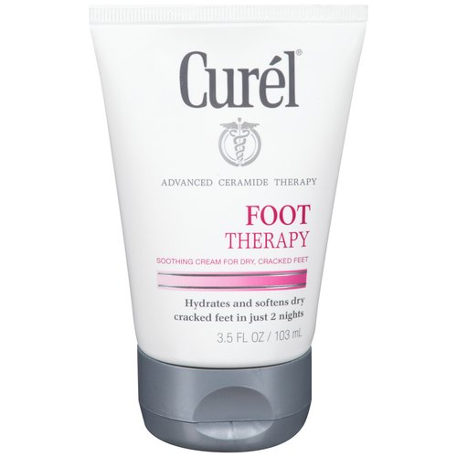 Curel Foot Therapy Cream, 3.5 fl oz