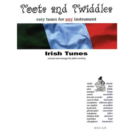 Ossian Toots and Twiddles: Irish Tunes Music Sales America Series (Irish Karaoke)