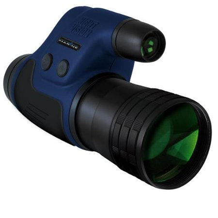Night Owl Optics 4-Power Waterproof Night Vision Monocular - NONM4X-MR