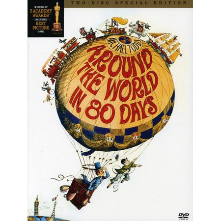 Around the World in 80 Days ( (DVD))