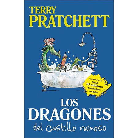 Dragones del castillo ruinoso / Dragons at Crumbling Castle: And Other Tales for $<!---->